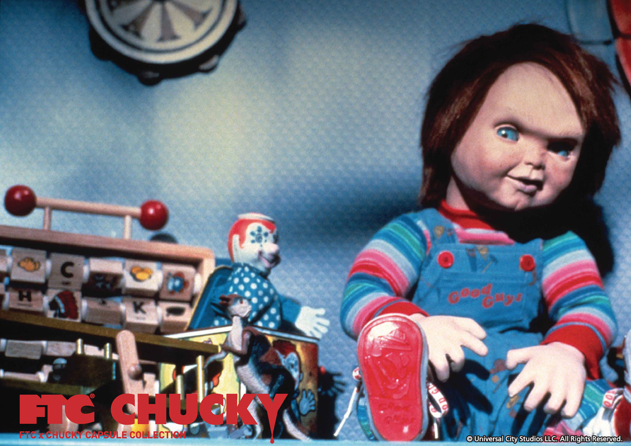 FTC x CHUCKY CAPSULE-COLLECTION