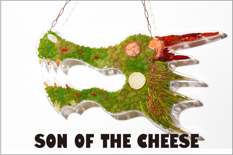 SON OF THE CHEESE  2020 AUTUMN&WINTER COLLECTION
