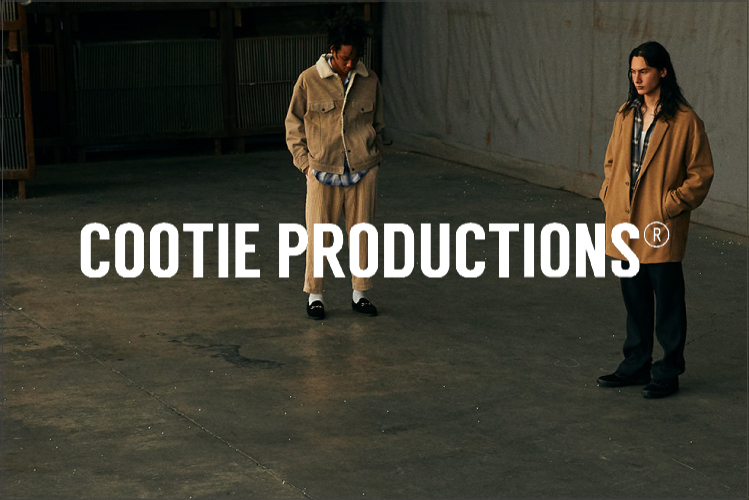 COOTIE PRODUCTIONS 2020AW