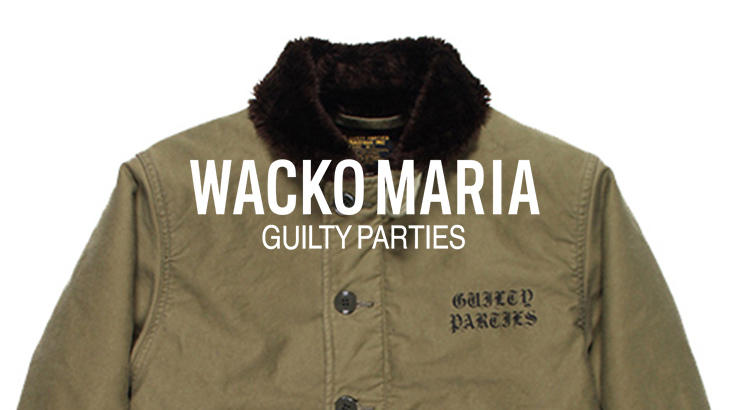 DECK JACKET WACKOMARIA