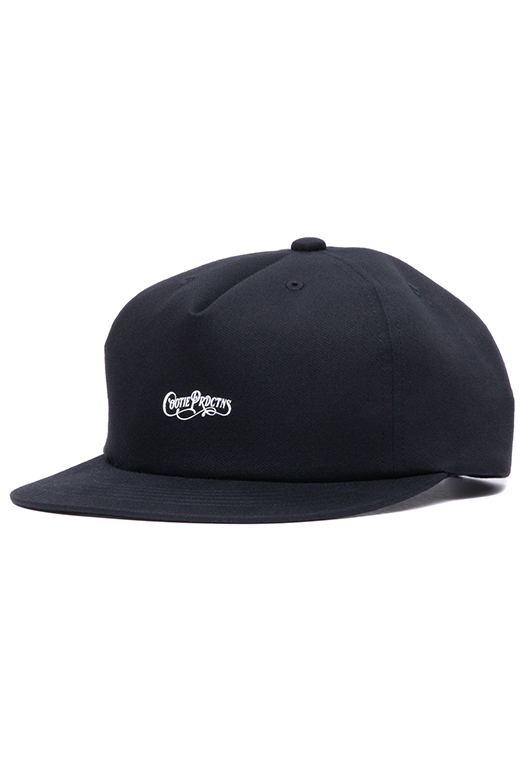 STRETCH TWILL 5 PANEL CAP