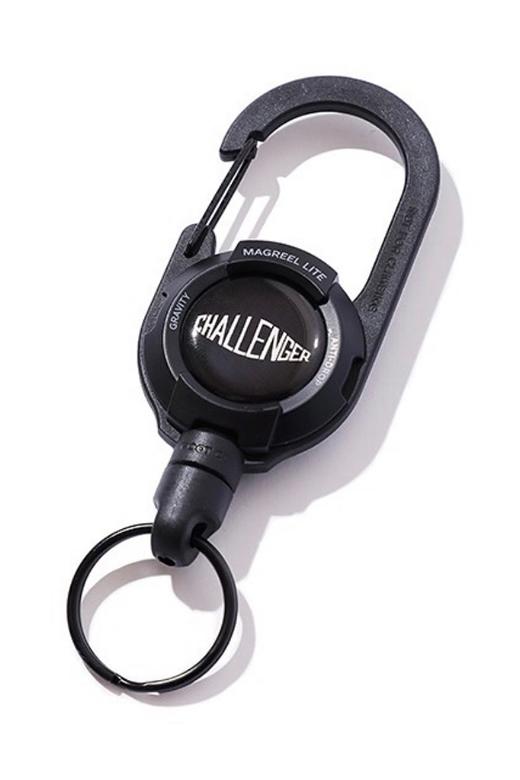 challenger-logo-key-ring