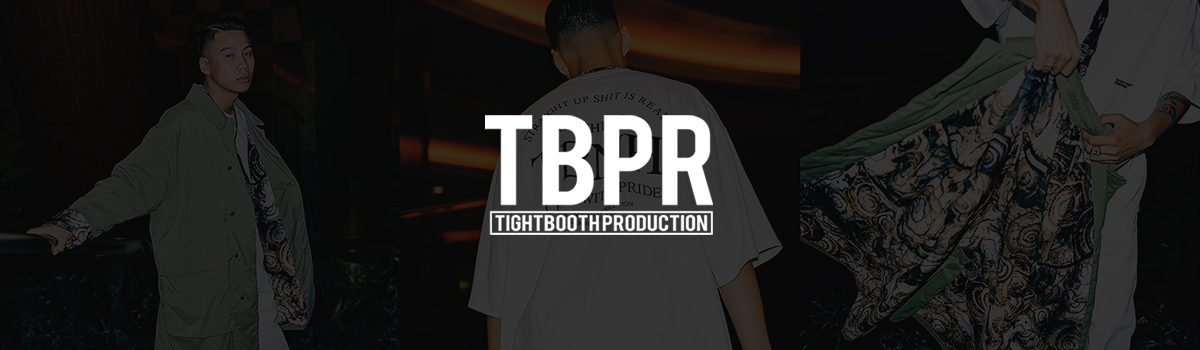 TIGH BOOTH PRODUCTIONS 2020AW