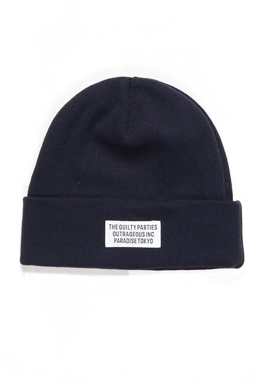 KNIT WATCH CAP ( TYPE-1 )