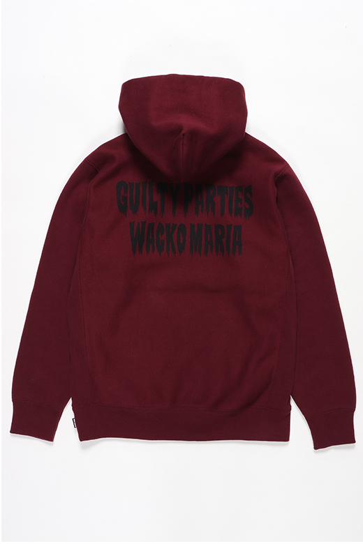 HEAVY WEIGHT PULLOVER HOODED SWEAT SHIRT ( TYPE-2 )