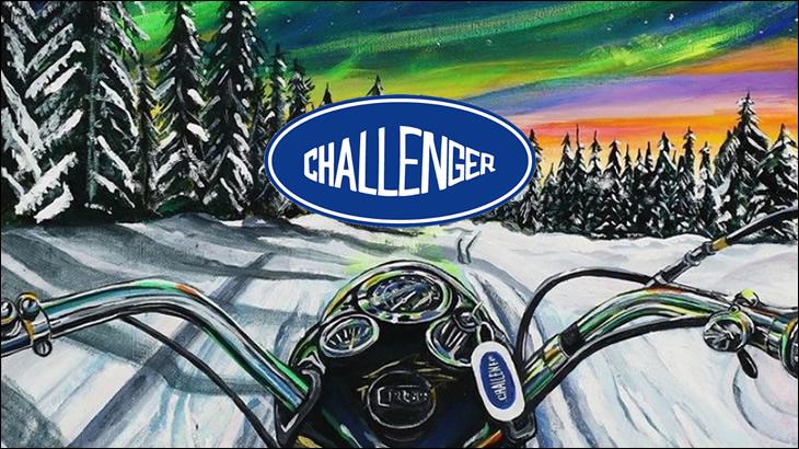 2021/2/27(SAT)  CHALLENGER