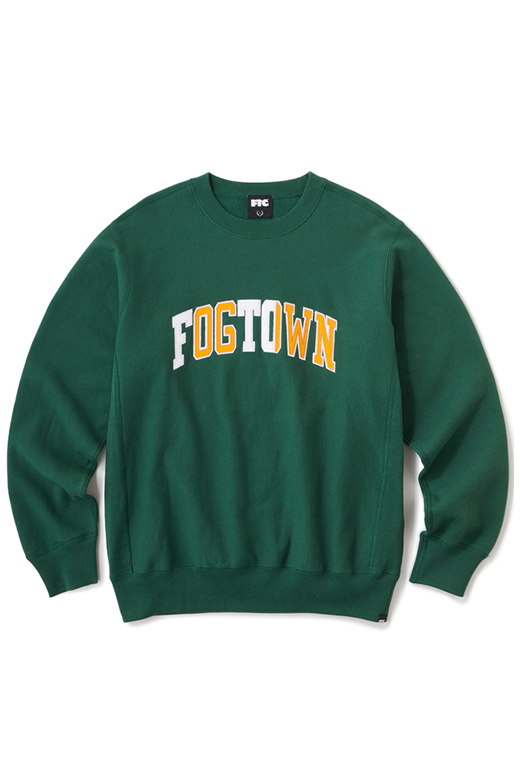 ftc-fog-town-crew-neck-green