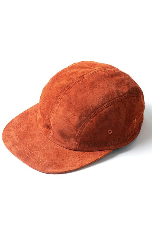 tightbooth-suede-logo-cap