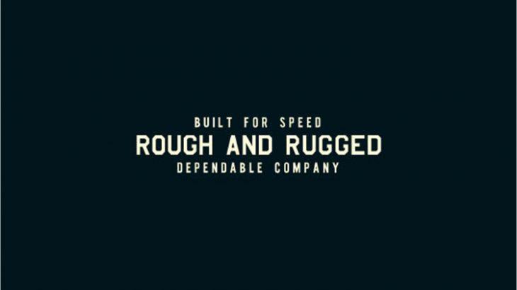 ROUGH AND RUGGED 2021/10/15(FRI)AM12:00より新作アイテムが1型発売いたします。
