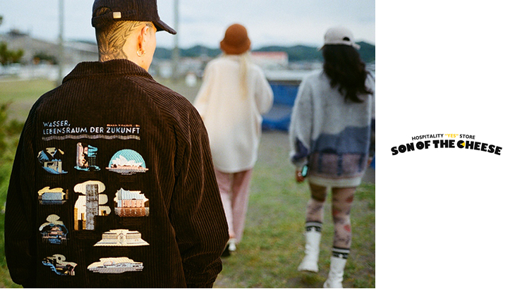 SON OF THE CHEESE 2021/10/14(THU) NEW ARRIVAL