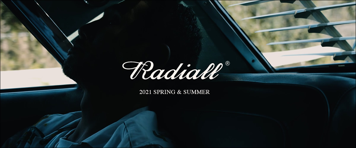 RADIALL 2020SS