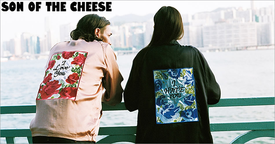 SON OF THE CHEESE 2017AW