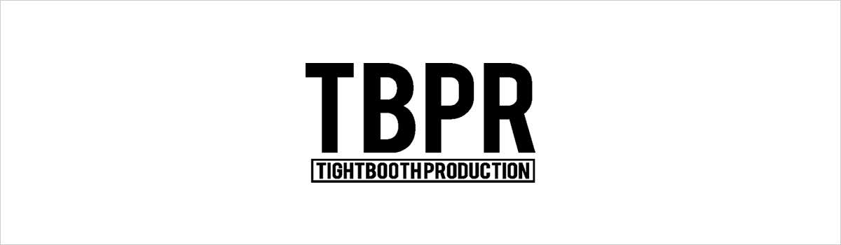 TIGHT BOOTH PRODUCTION 2020SS